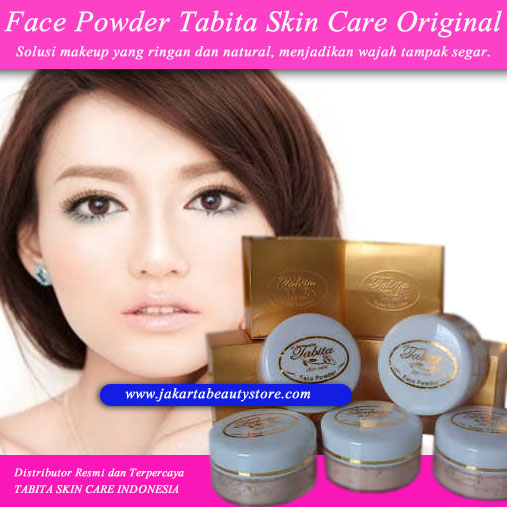 Tabita Skincare Face Powder