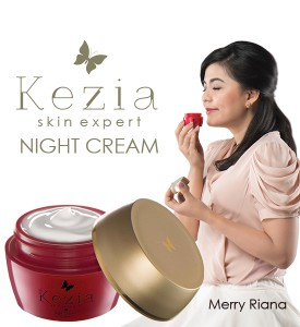 Night Cream KEZIA Skin Expert